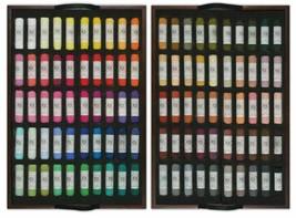 Mungyo Artists Handmade Soft Pastels 100 Colors Set image 2