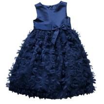 American Princess Around Flower Girl Petal Dress - $24.75