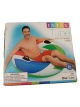 """2011 Intex Color Whirl Tube 47""""  Swimming Pool New In Box Bonus Free Sun... - $19.79"""