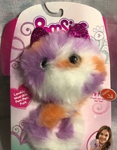New Pomsies Kali Interactive Wearable POM-POM Pets Multi with Sounds - $13.85