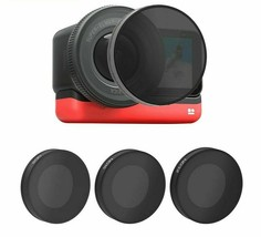 Lens Filter Set Alloy Frames For Insta360 One R Leica Action Camera Accessories - $63.94