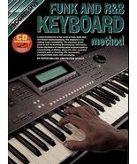 CP69062 - Progressive Funk and R&B Keyboard Method - Book and CD [Paperb... - $39.19