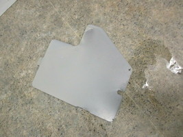 WHIRLPOOL DRYER WIRING COVER PAER # 3396795 - $9.50