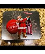 Coca-Cola Playing Cards Gift Set Santa Claus Christmas Happy Holiday 2 D... - $14.84