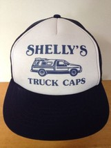 Shelly Truck Service Navy Blue Cotton Blend Mes... - $1,000.00