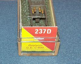 GE C-50 C-600 RS6770 Electro-Voice 237 replacement CARTRIDGE NEEDLE EV 237D 509 image 3