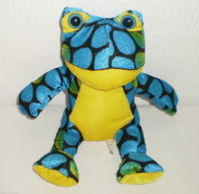 Giftworks Soft Toy Plush Frog Toad Animal amphibian Collectable  - $26.17