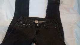 New Religion Black Skinny Jeans - size 28 - Good Condtion - $22.00
