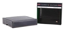 Tommy Hilfiger Men's Leather Wallet Hipster & Valet Billfold Rfid 31TL120002 image 8