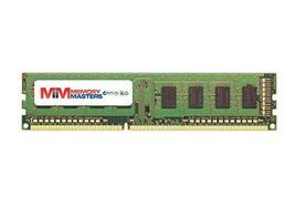4GB DDR3-1600MHz PC3-12800 240-pin 1.5V 1Rx8 Non-ECC Unbuffered Desktop Memory R