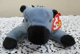 Ty Beanie Baby Lefty 4th Generation Hang Tag 3rd Generation Tush Tag PVC... - $29.69