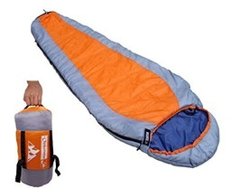 Outdoorsman Lab Mummy Sleeping Bag for Adults & Kids | Ultralight Backpa... - $41.01