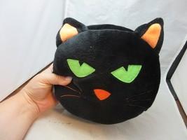 Stuffed Halloween black cat novelty photo album - $18.99