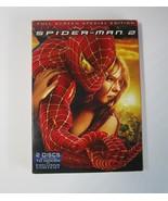 Spider-Man 2 DVD - 2004 - 2-Disc Set - Special Edition- Fullscreen - P... - $7.99