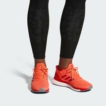 ADIDAS CQ0012 Response Running SNEAKERS Shoes SOLAR ORANGE / Cloud White... - $109.97