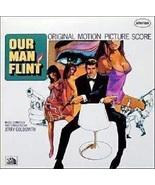 Our Man Flint Soundtrack/Score Vinyl LP ( Ex. Cond.) - $38.80