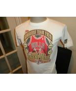 Vtg 90's Chicago Bulls 1996 NBA Champions T-shirt Youth XL (18-20) GREAT... - $34.64