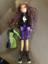 Monster High Clawdeen Wolf Doll Sweet 1600 Mattel w/ Tuxedo + Extra Dress - $19.39