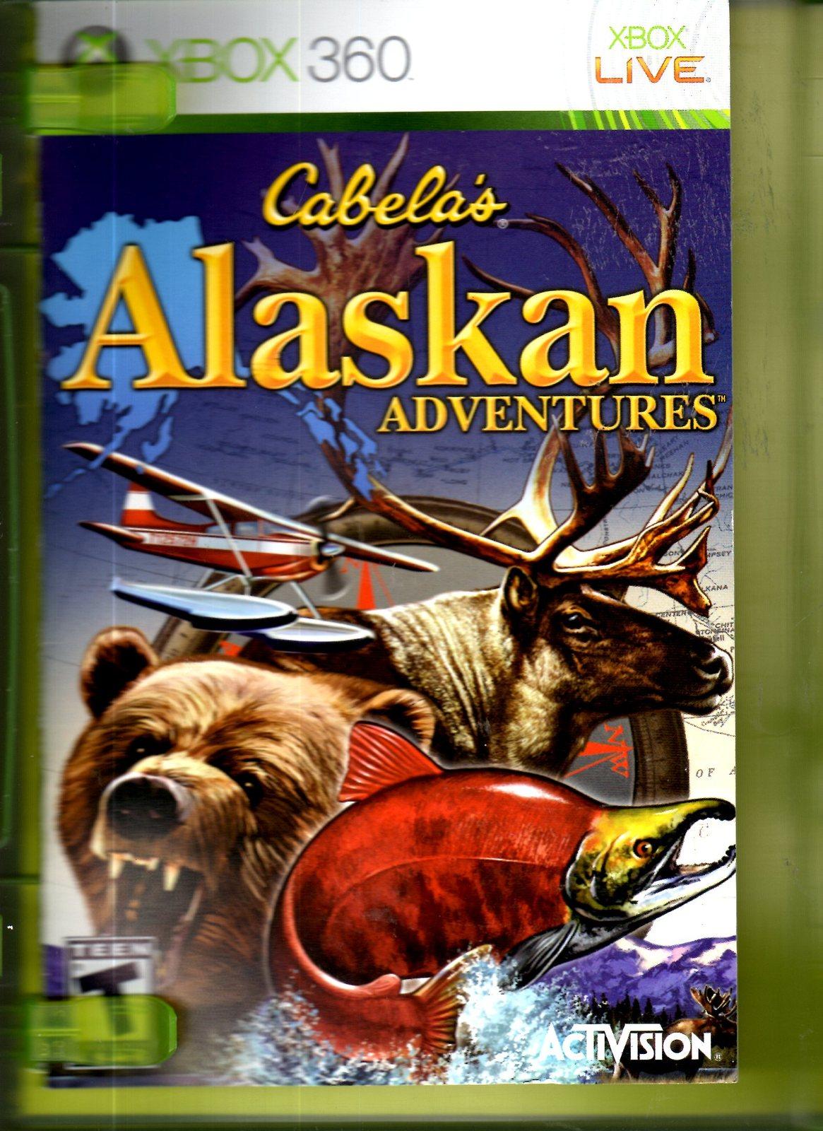 XBOX 360 - Cabela's Alaskan Adventures