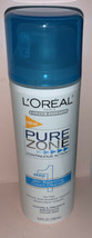 L'Oreal Paris Dermo-Expertise Pure Zone Step1 Skin Balancing Cream Cleanser 5 oz - $19.20