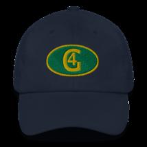 BRETT FAVRE 4 HAT / FAVRE HAT / 4 HAT / packers DAD HAT image 2