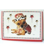CHIHUAHUA DOG GREETING CARDS IN LEOPARD FUR OUTFIT Blank with Envelope L... - $5.00