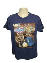 2017 New York Yankees Opening Day Adult Large Blue TShirt - $17.82