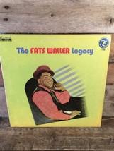 Fats Waller The Legacy LP Record Álbum Vinilo - $5.18