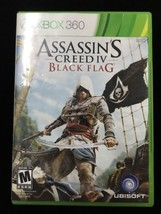 Assassin's Creed IV: Black Flag (Microsoft Xbox 360, 2013) - $8.59