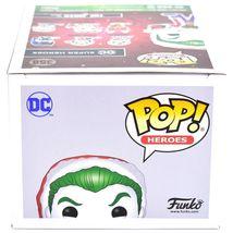 Funko Pop! DC Super Heroes Joker as Santa #35 Christmas Holiday Vinyl Figure image 6