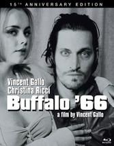 Buffalo 66 15Th Anniversary (Blu Ray) (Ws/Eng/Eng Sub/Sp Sub/Eng Sdh/2.0Dts