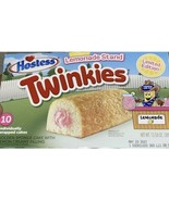 Lemonade Stand Twinkies 10 Count Limited Edition - $12.99