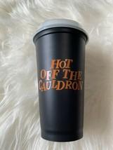 "Starbucks 2020 Halloween Reusable Hot Cup  ""Hot Off The Cauldron"" - $9.89"