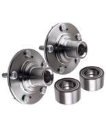 Front Wheel Hubs & Bearings For HONDA CIVIC DX LX EX 1.8L 2006-2011 Pair... - $66.69