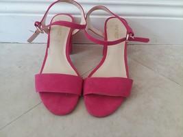 Hot Pink Nine West Strapped Heels - €20,88 EUR