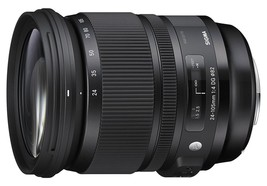 Sigma 24-105mm F 4.0 DG OS HSM Zoom Lens for Canon EF Cameras - $865.80