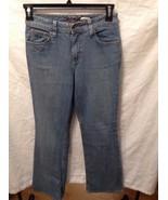 eddie bauer Womens sz 2 short Denim jeans light wash - $12.19