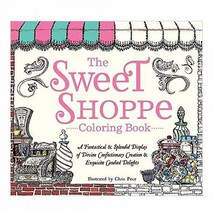 Sweet Shoppe Coloring Book - $14.44