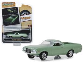 1972 Ford Ranchero Light Green New Ford Ranchero…The Pickup Car! Vintage Ad Cars - $15.39