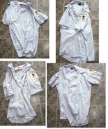 USPS US Post Office Employee Uniform Vintage 4 Short Sleeve Shirts - $38.99