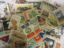 USA MINT Postage Stamp Lot, all different MNH 6 CENT COMMEMORATIVE UNUSED - $6.92