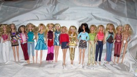 Hanna Montana and Friends Doll 15 pieces - $74.25
