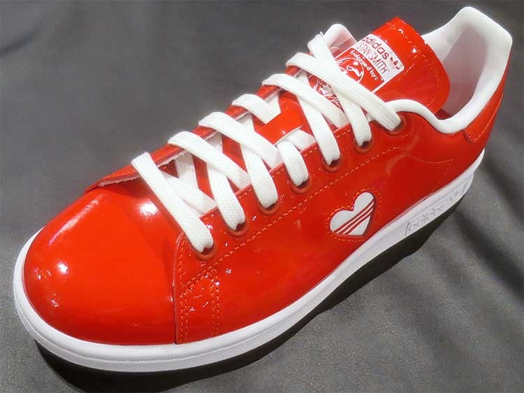 Primary image for Adidas Originals Stan Smith W [Valentine's Day] Red G28136