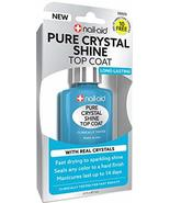 NAIL-AID Pure Crystal Shine Top Coat, 0.55 Fluid Ounce - $12.85