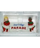 NIB DEPT 56 SNOW VILLAGE COME JOIN THE PARADE S... - $11.78