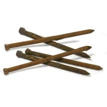 Coffin Nails  Set of 5 Iron Nails w/ Instruction Ritual Hoodoo Witchcraf... - $20.17