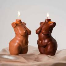 Plus size Woman torso Mould ,fat Woman, Female Torso Resin, gypsum, soap... - $57.04