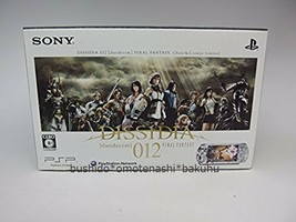 PSP 3000 DISSIDIA Final Fantasy Chaos & Cosmos Limited Rare Mint Condition - $296.91