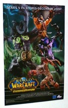 2009 World of Warcraft DC Unlimited series 5 ac... - $40.00