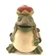 Katherines Collection Frog Prince Ornament - $42.57